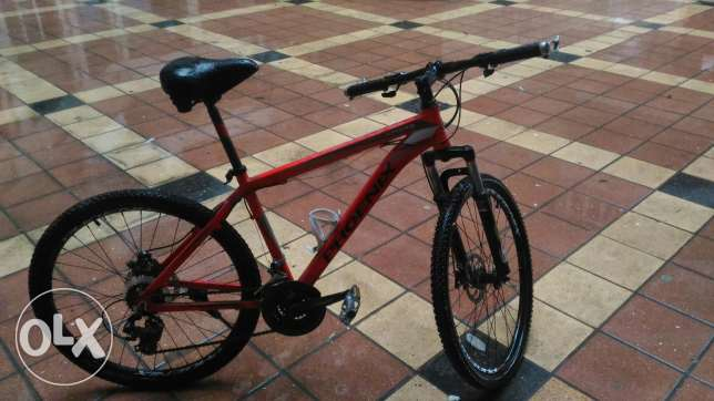 Phoenix mountain bike, Almost not used + a spare wide san remo seat الإسكندرية -  5