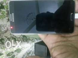 Note 3 black silver 4 g n9005 made in koria