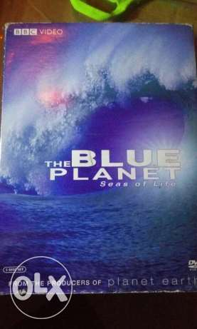 Bbc vedio the blue planet seas of life full 5 cd's