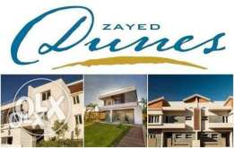 Apartment at Zayed Dunes for sale 160m with garden 100m