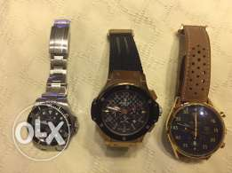 3 watches 1st high copy
