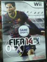 Fifa 14 for wii (used 1 week)
