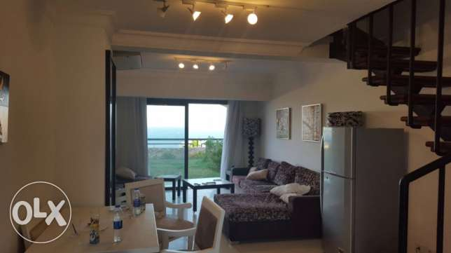 Duplex sea view for sale in The View. Private beach and pool