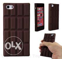 iPhone 6 Rubber Back Cover جراب ايفون ٦
