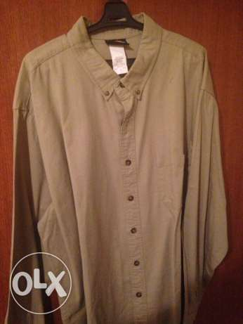 dickies yellow sand shirt straight from the USA size 3x