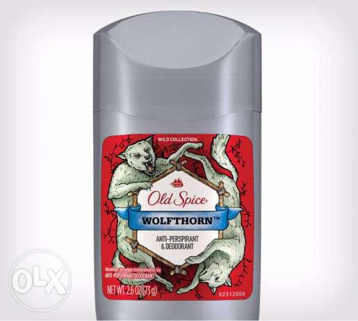 Old Spice Hawkrdige Men's Deodorant & Antiperspirant