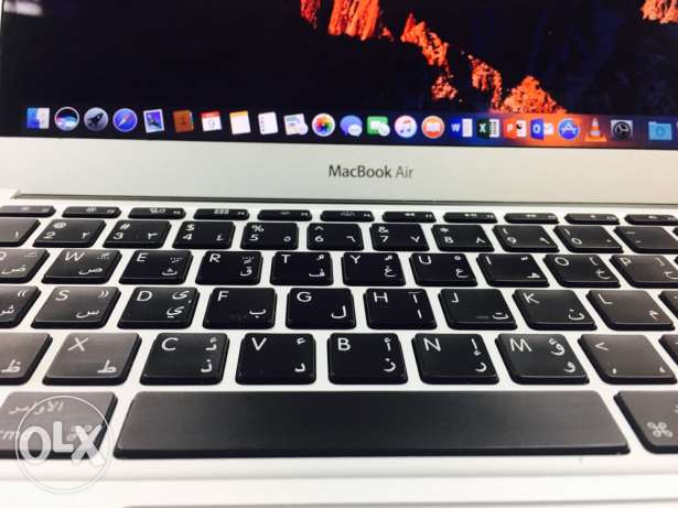Apple MacBook Air 11 inches model 2013