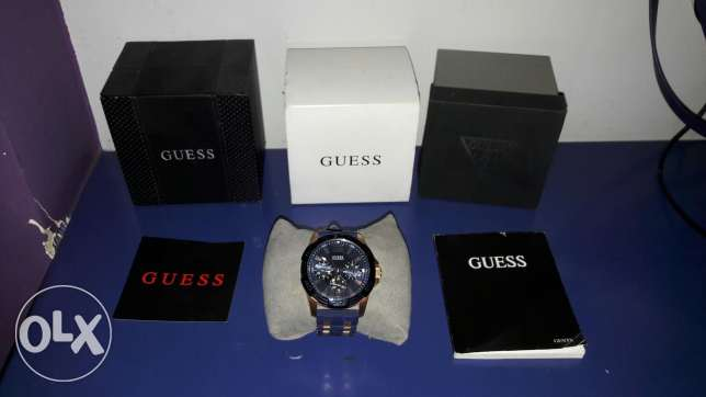 Guess Watch -New Model