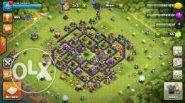 clash of clans account iphone