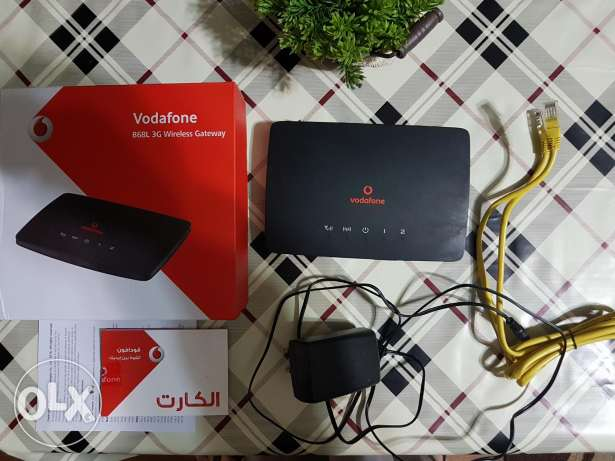 Vodafone 3g router