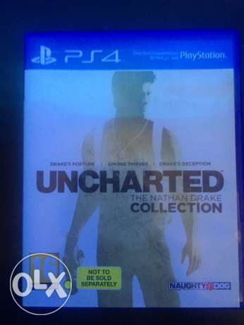 uncharted collection ps4 6 أكتوبر -  1