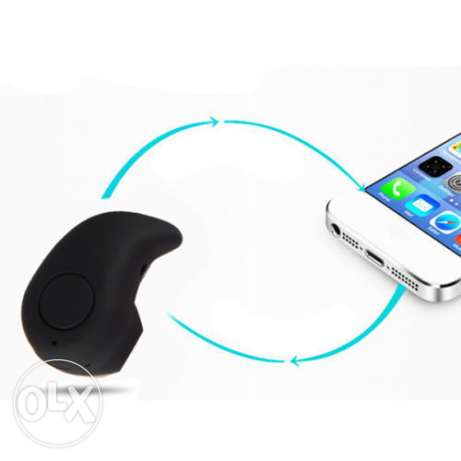 Bluetooth Ultra-Small S530 Stereo headset for cheating in exam