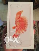 iphone 6s plus 64 giga rose gold