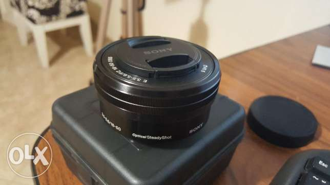 Sony 16-50mm f/3.5-5.6 OSS Alpha E-mount 6 أكتوبر -  2