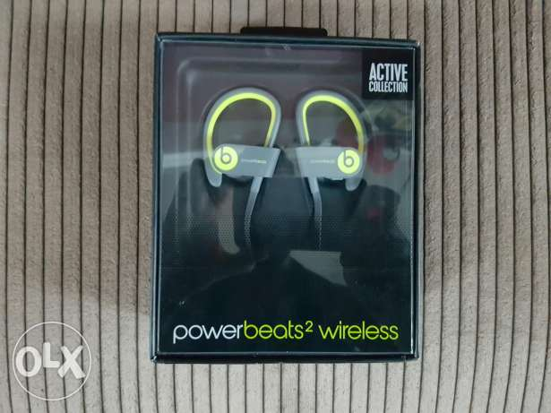 Powerbeats 2 wireless (ACTIVE COLLECTION) شيراتون -  6