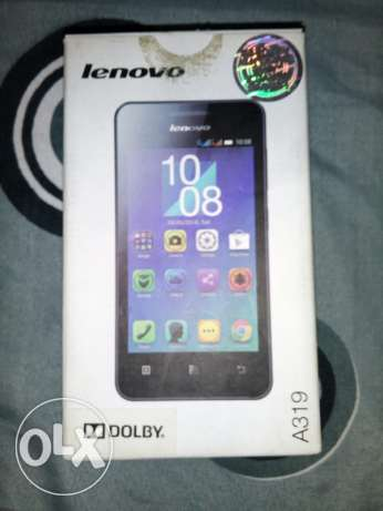Lenovo A319 with all accessories for sale only