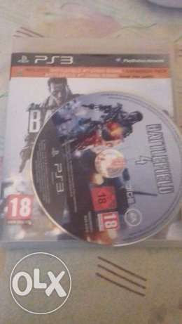 لعبة battelfield 4 لل ps3