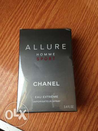 عطر رجالي Allure Homme Sport Eau Extreme by Chanel for Men