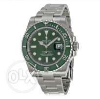 Rolex Green Submariner