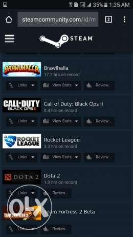 Steam Account مدينة قنا -  2