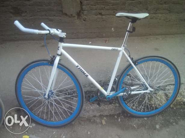 عجلة Trinx D210 Fixed