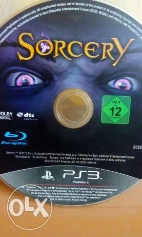 Sorcery for playstaion3 move thats was a very hard game for beast game