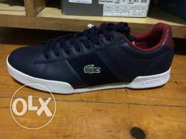original new Lacoste shoes for men size 43