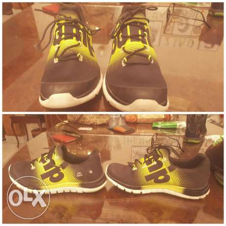 Reebok pump it size 41