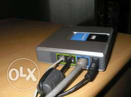 linksys voip router: pap2t