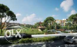 Penthouse 0% downpayment in SARAI New cairo