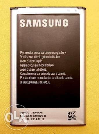 Samsung Note 3 Original Battery