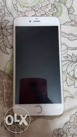iPhone 6plus 128 gb with waranty