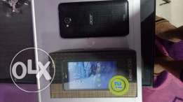 Acer liquid 5 inch for sale as new with box ايسر بالكرتونه