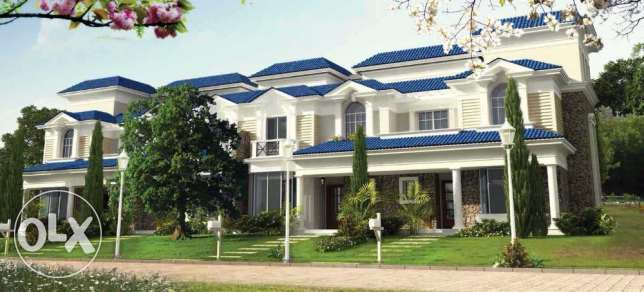 Twin House for sale in Mountain View I City October توين هاوس للبيع