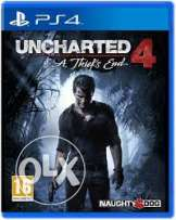uncharted 4 ps4 arabic
