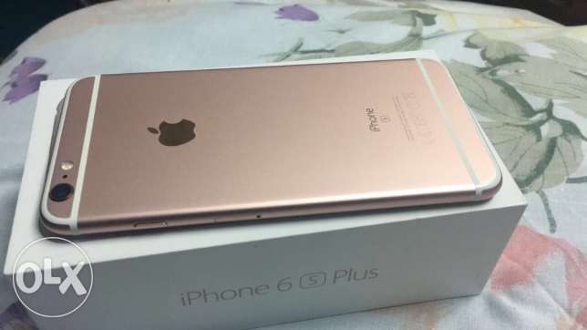 Apple iPhone 6S Plus Rose Gold 64GB For Sale مدينة نصر -  2