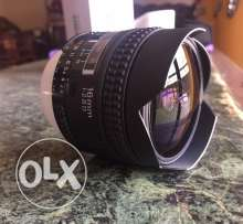 nikkor fisheye 16mm