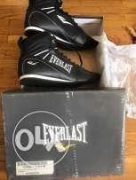 Everlast low top boxing shoes