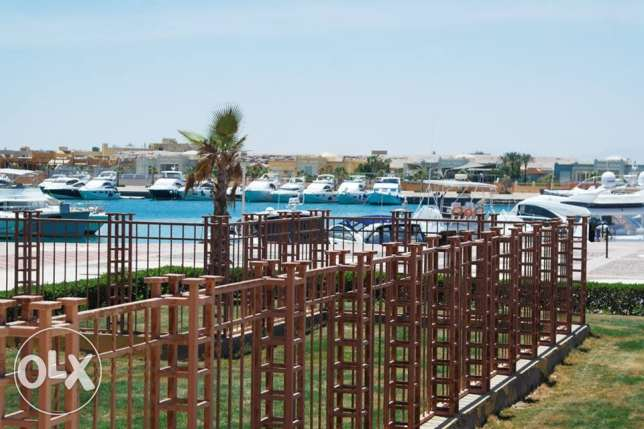 2 Bedrooms Apartment with Private Pool in New Marina El Gouna
