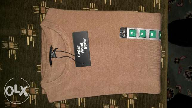 Pullover Cedar Wood Medium size