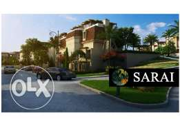 Apartment in Sarai for sale in New Cairo