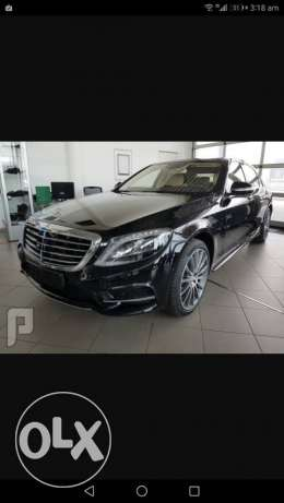 Mercedes S 500 FOR sale 2017