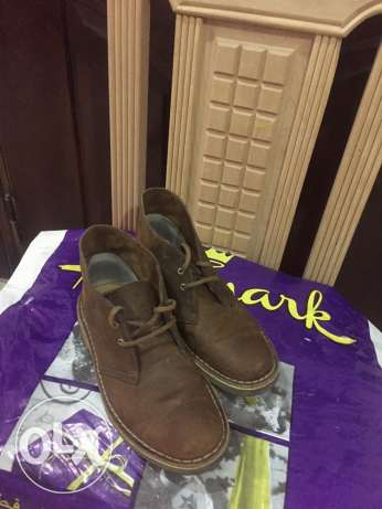 unisex Clarks shoes , very good condition