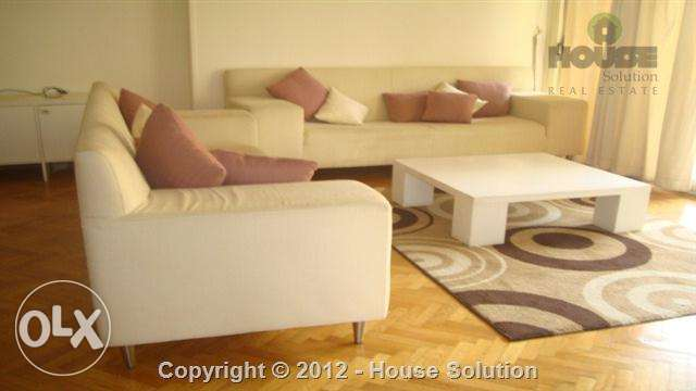 Furnished Apartment For Rent In A Prime Location In Maadi Sarayat