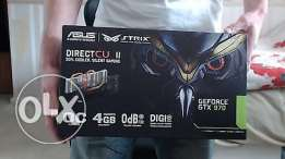 ASUS Graphic Card STRIX GTX 960 DC2OC 4GD5