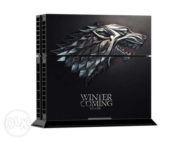 Ps4 skin (Game of Thrones)