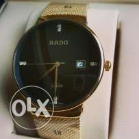 Rado Jubilee Gold Watch