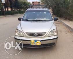for sale kia carens 7 seaters كيا كارنز ٧راكب للبيع