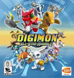 looking for digimon all rumble star