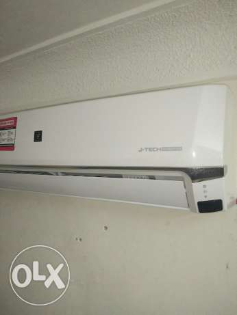 تكييف (sharp (j-tech inverter الإسكندرية -  1